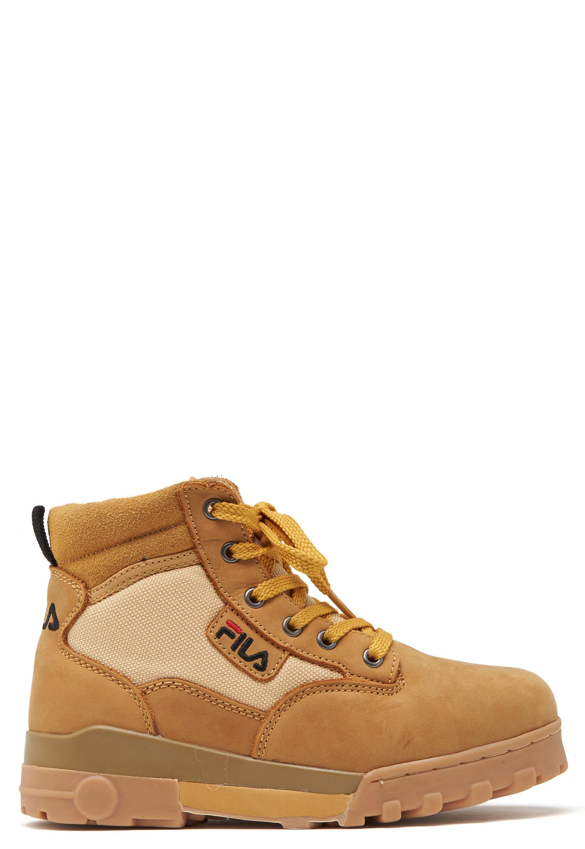 FILA Grunge Mid Wmn Boots Chipmunk Bubbleroom