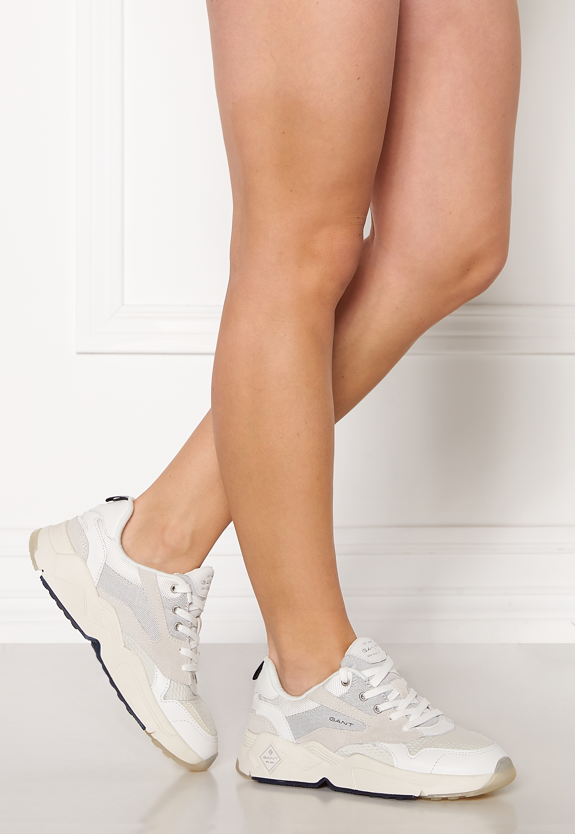 GANT Nicewill Sneaker White Bubbleroom