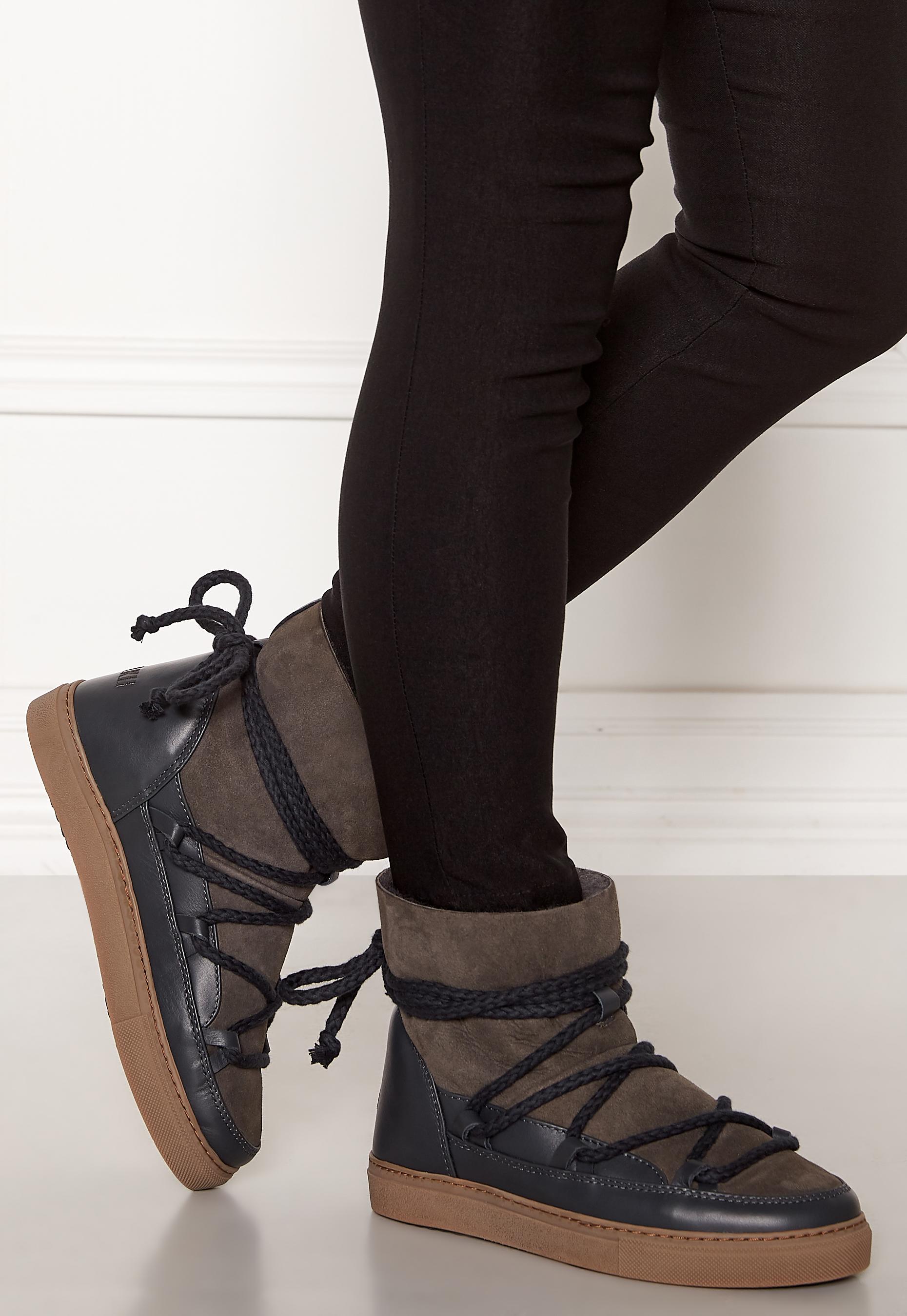 Bubbleroom Sneaker Classic Dark Grey INUIKII iuTkPXZO