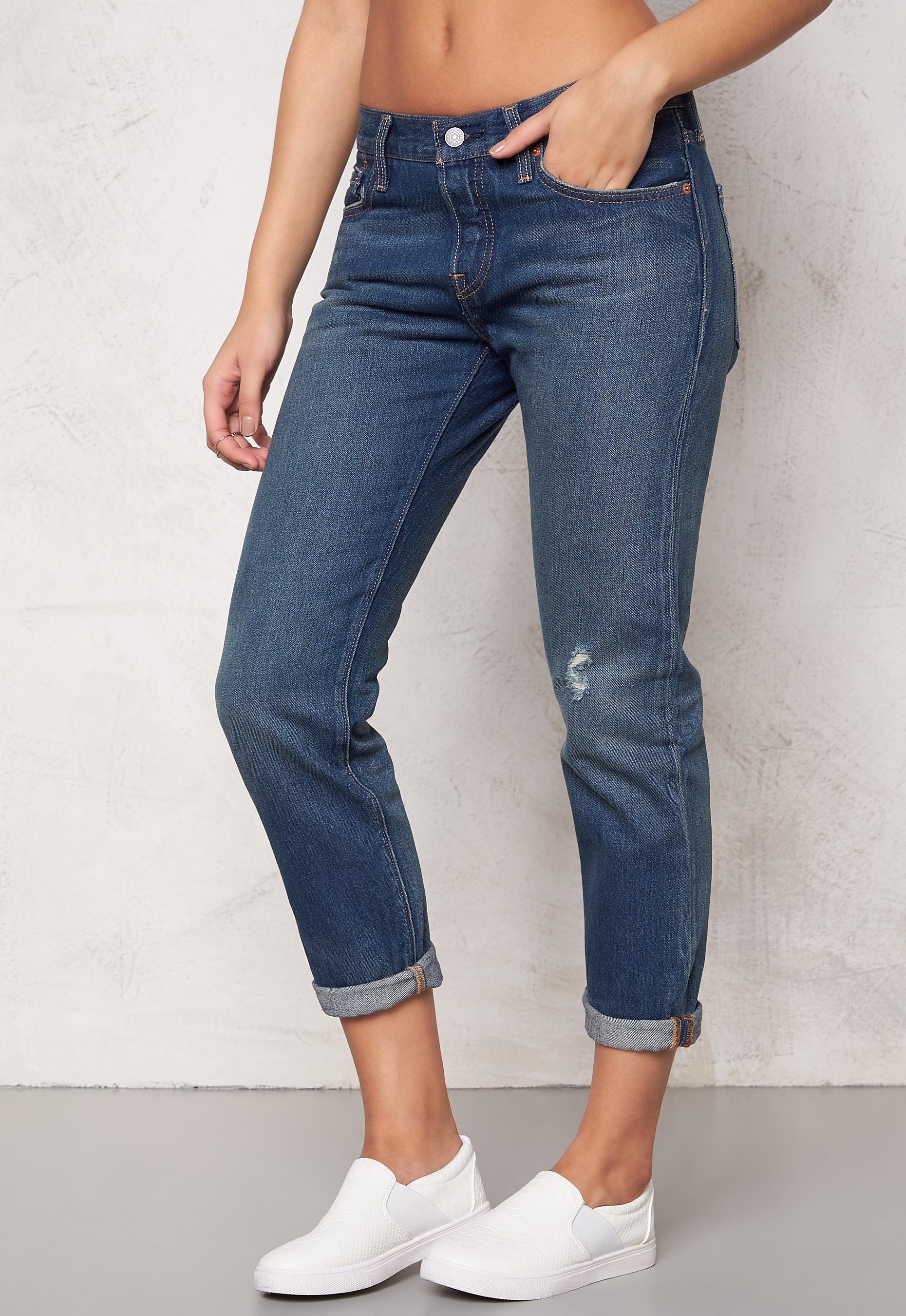 LEVI'S 501 CT Jeans Denim Cali Cool Bubbleroom