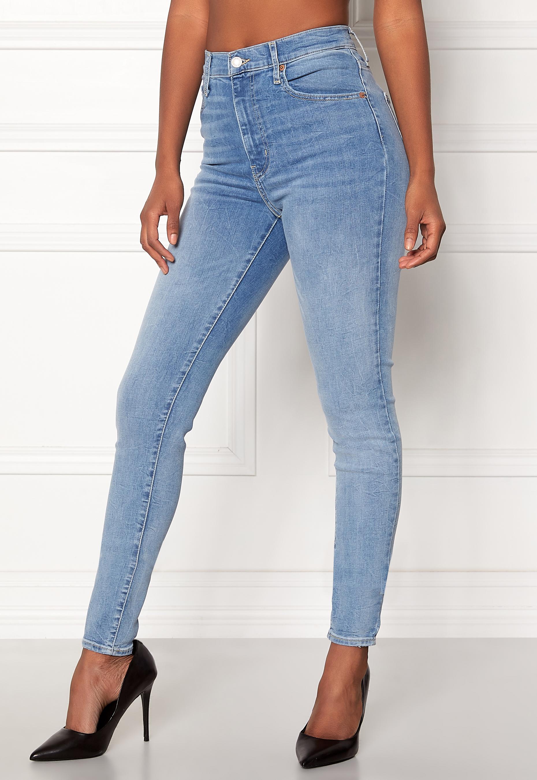 LEVI'S Milehigh Superskinny Jeans 0079 You Got Me Bubbleroom