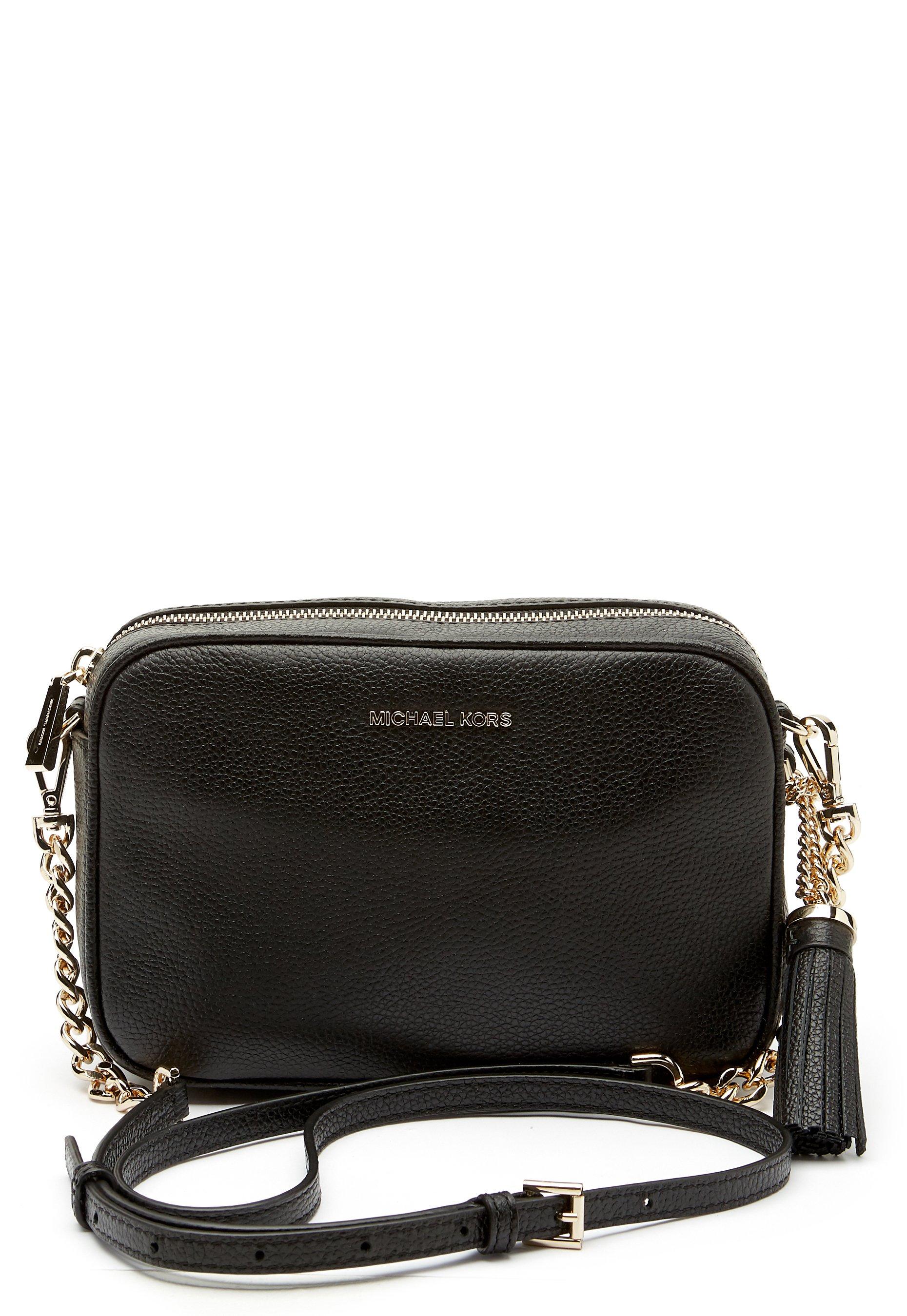 Michael Michael Kors Camera Bag Black Bubbleroom