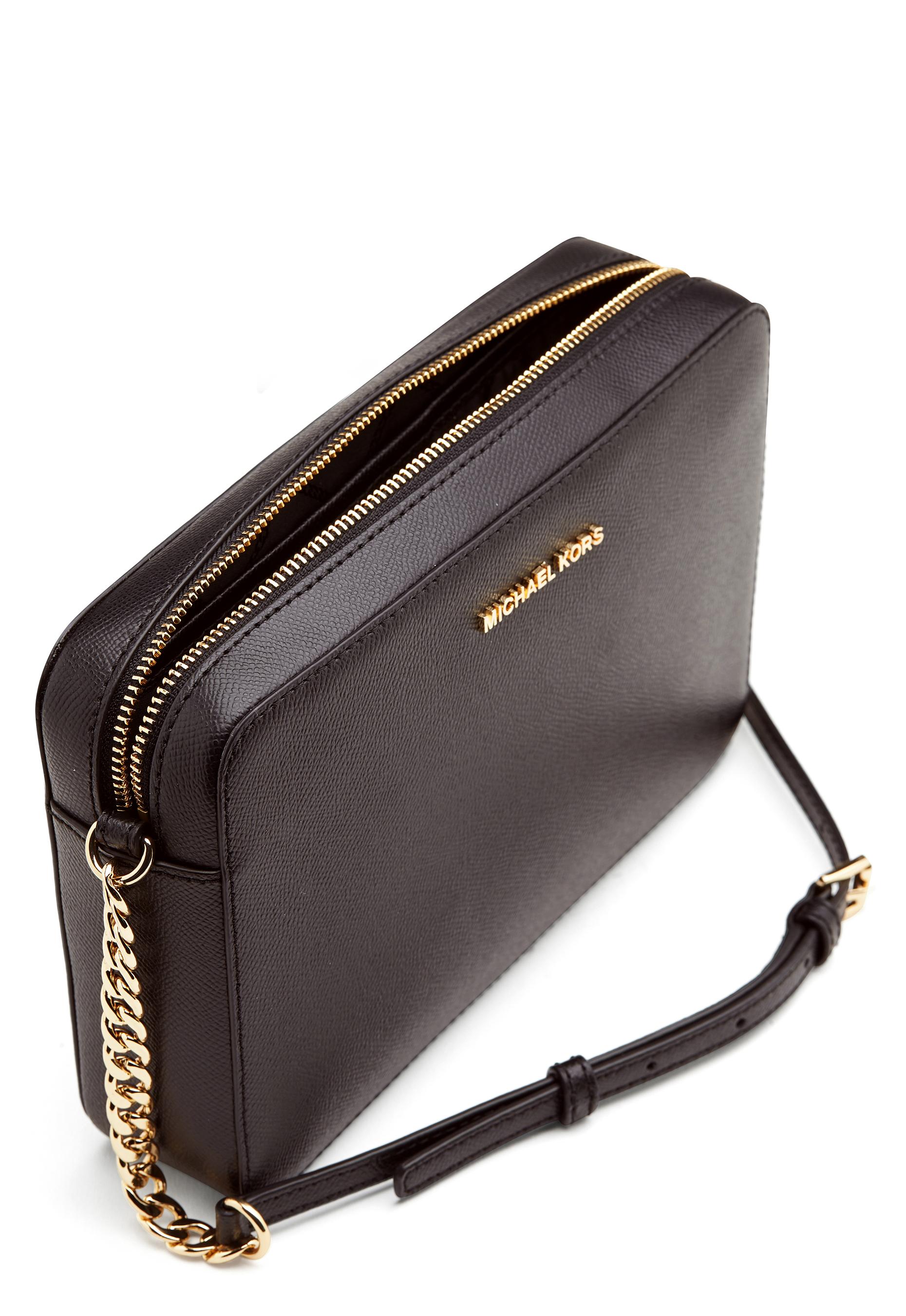 Michael Michael Kors Camera Bag Medium Black Bubbleroom