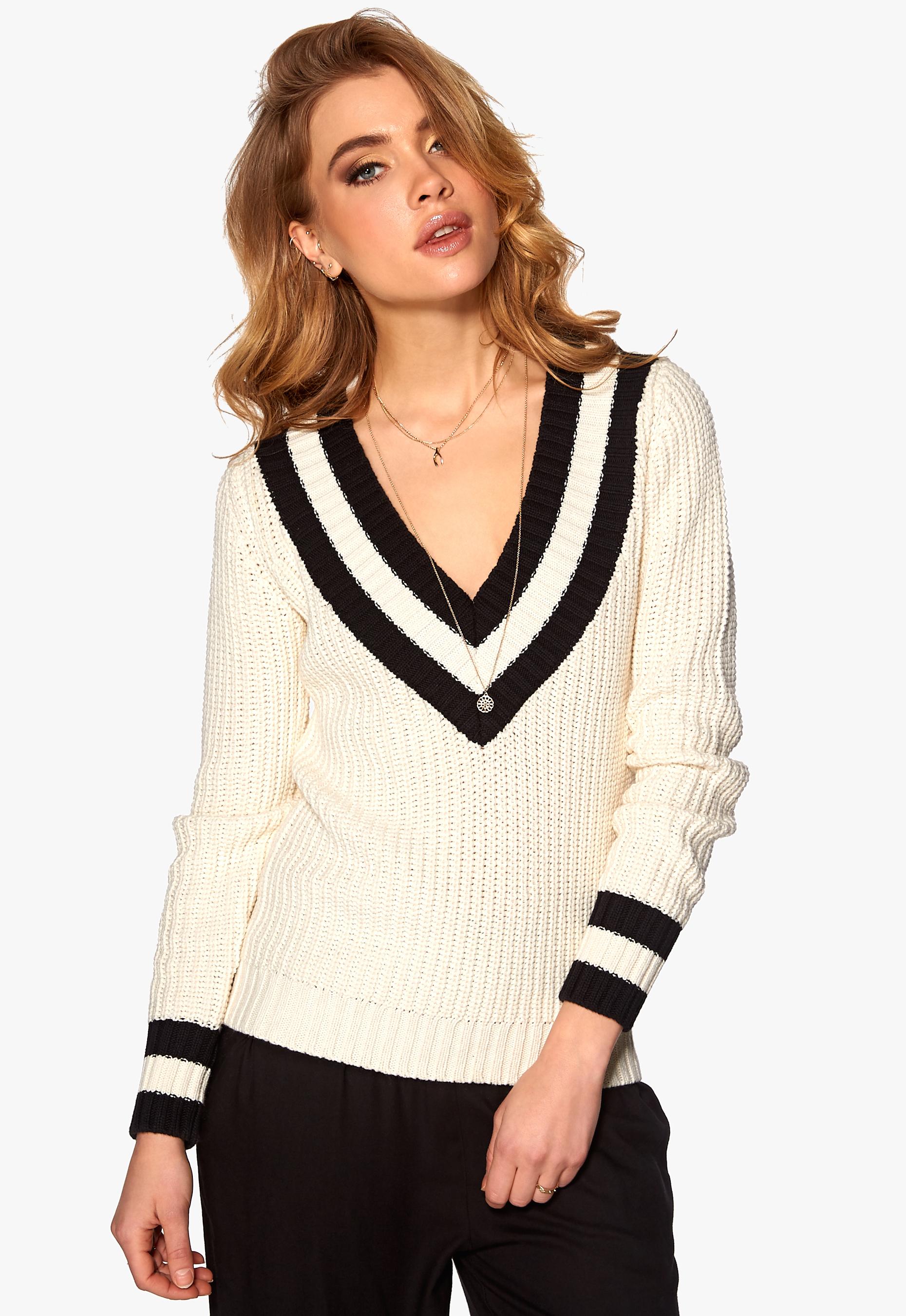 Kamille Knit Pullover, Object | Klær, Gensere, Mote