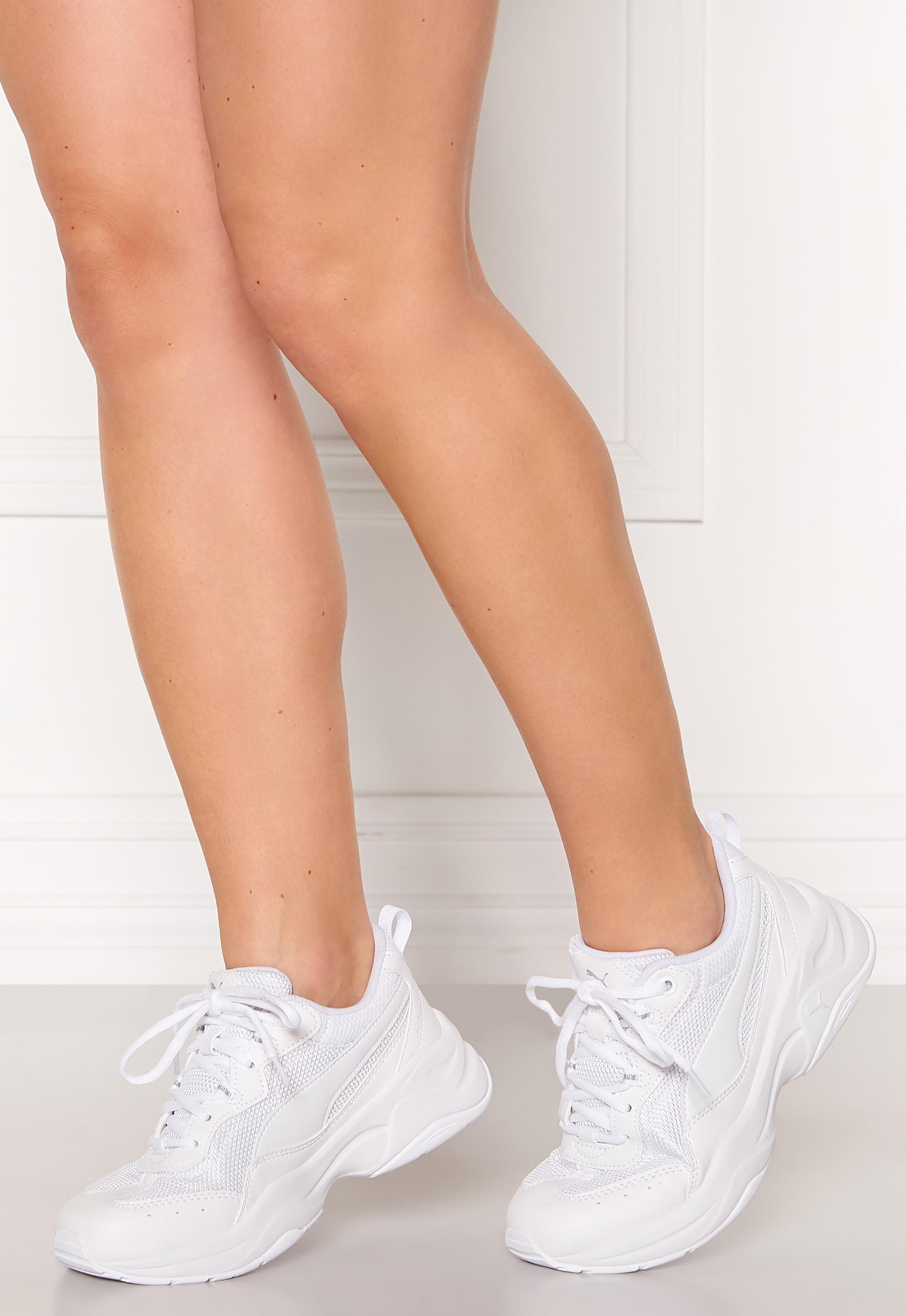 PUMA Cilia Sneakers White Bubbleroom