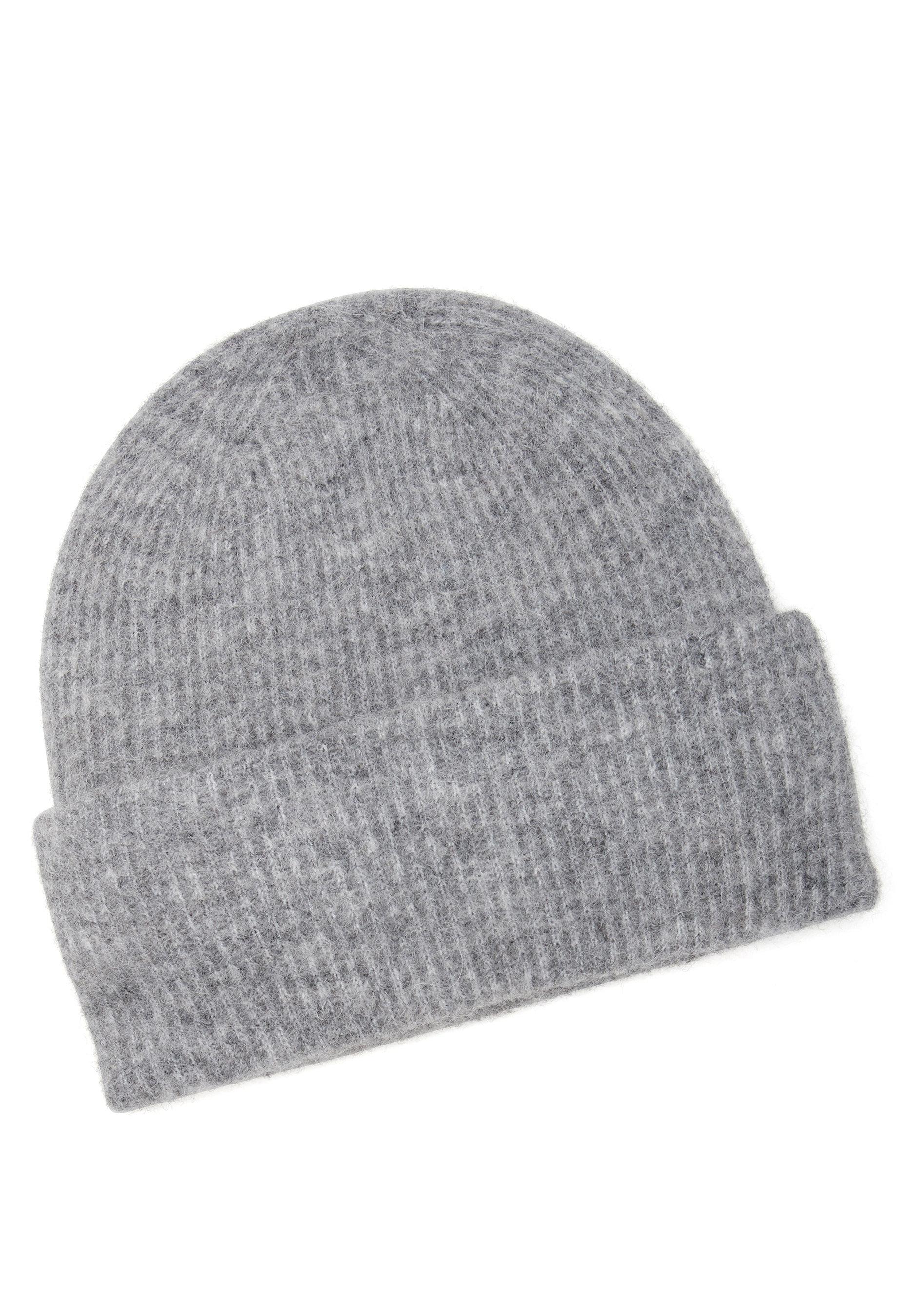 16ce5df2 Samsøe & Samsøe Nor Hat Grey Melange - Bubbleroom