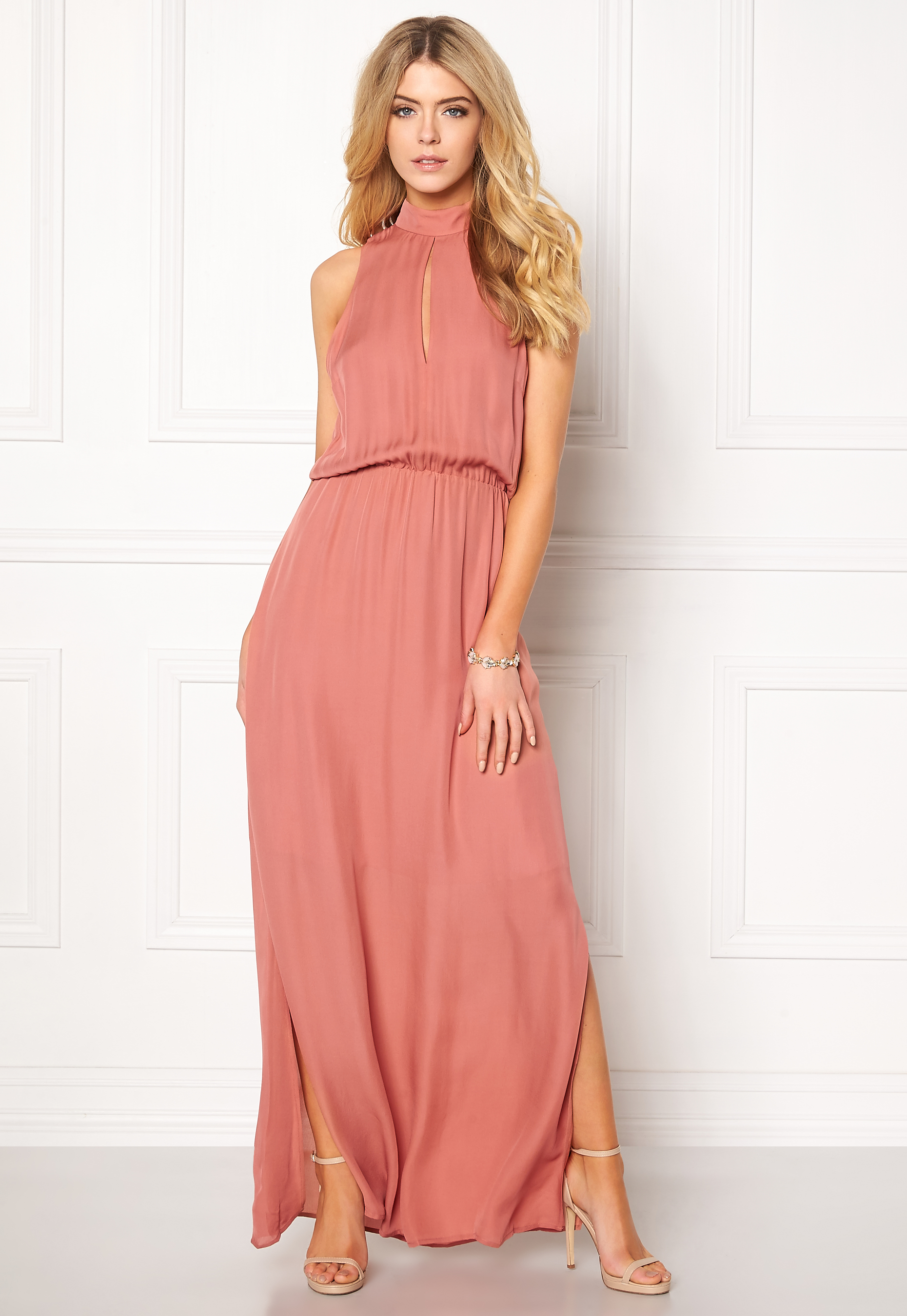 samsøe kjole silke