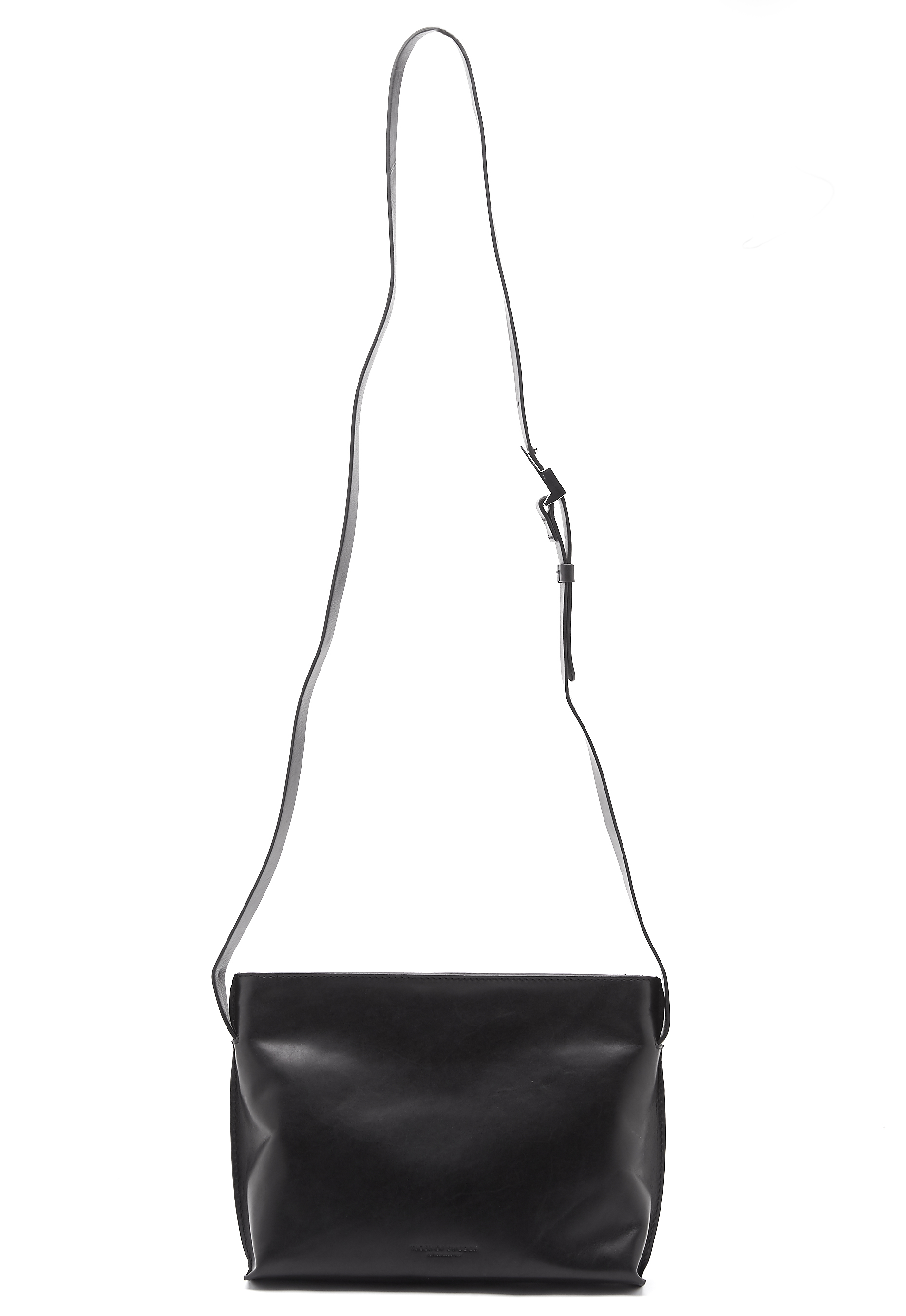 TIGER OF SWEDEN Perrie Crossbody Bag 050 Black Bubbleroom
