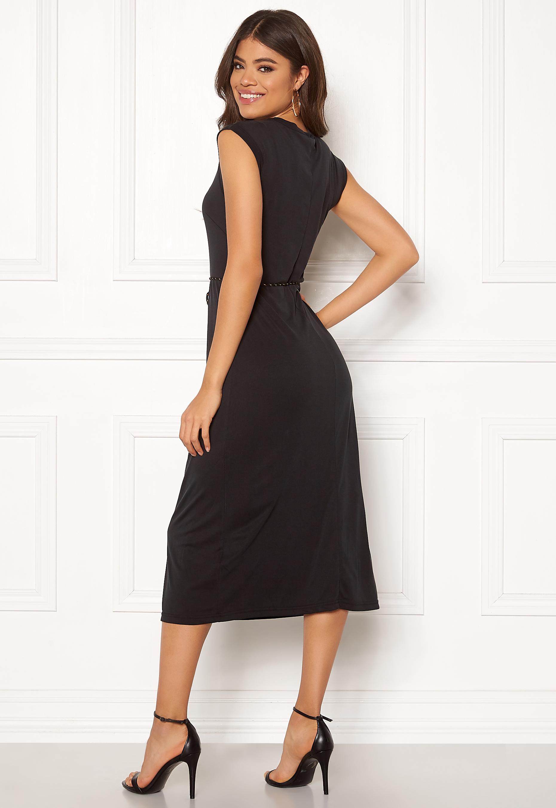 9628bd94 TIGER OF SWEDEN Pescara Dress 050 Black - Bubbleroom